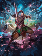 The Art Behind the Japanese Alternate-Art Planeswalkers