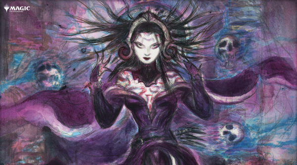 The Artists Behind the Japanese Alternate-Art Planeswalkers